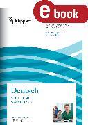 Cover-Bild zu Indirekte Rede - Aktiv und Passiv (eBook) von Göppert, Maren