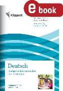 Cover-Bild zu Kurzgeschichten untersuchen - Kreativ schreiben (eBook) von Heindl, Herta (Hrsg.)