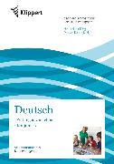 Cover-Bild zu Zeitungen verstehen / Konjunktiv von Oberhauser