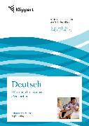 Cover-Bild zu Deutsch - Personen beschreiben / Wortarten