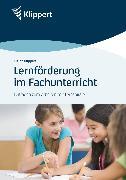 Cover-Bild zu Lernförderung im Fachunterricht von Klippert, Heinz