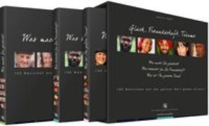 Cover-Bild zu Glück, Freundschaft, Träume von Gygax, Daniel R.