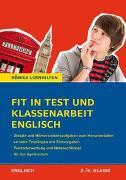 Cover-Bild zu Fit in Test und Klassenarbeit - Englisch 5./6. Klasse Gymnasium von Huber, Sabine
