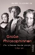 Cover-Bild zu Strohmeyr, Armin: Große Philosophinnen