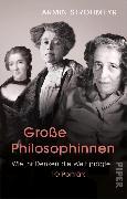 Cover-Bild zu Strohmeyr, Armin: Große Philosophinnen (eBook)