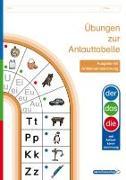 Cover-Bild zu Übungen zur Anlauttabelle Ausgabe mit Artikelkennzeichnung von Langhans, Katrin