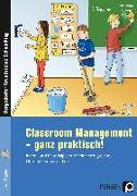 Cover-Bild zu Classroom Management - ganz praktisch! von Harms, Petra
