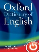 Cover-Bild zu Oxford Languages: Oxford Dictionary of English