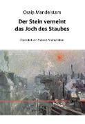 Cover-Bild zu Mandelstam, Ossip: Der Stein verneint das Joch des Staubes