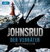 Cover-Bild zu Der Verräter von Johnsrud, Ingar