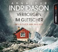 Cover-Bild zu Verborgen im Gletscher von Indriðason, Arnaldur