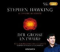 Cover-Bild zu Der große Entwurf (MP3-CD) von Hawking, Stephen