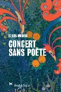 Cover-Bild zu Modick, Klaus: Concert sans poète (eBook)
