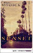 Cover-Bild zu Modick, Klaus: Sunset (eBook)