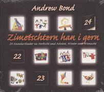 Cover-Bild zu Zimetschtern han i gern. Musik-CD von Bond, Andrew