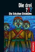 Cover-Bild zu Die drei ??? Die falschen Detektive von Nevis, Ben