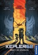 Cover-Bild zu Kepler62 - Buch 1: Die Einladung von Parvela, Timo