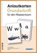 Cover-Bild zu Anlautkarten Grundschrift für den Klassenraum von Langhans, Katrin