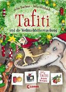Cover-Bild zu Tafiti und die Weihnachtsüberraschung von Boehme, Julia