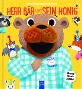 Cover-Bild zu Ohne dich schlaf ich nicht - Herr Bär und sein Honig
