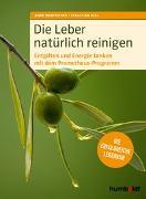 Cover-Bild zu Die Leber natürlich reinigen von Wanitschek, Anne
