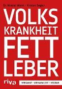 Cover-Bild zu Volkskrankheit Fettleber von Worm, Nicolai