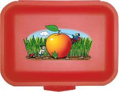 Cover-Bild zu Globi Lunchbox Forscher rot