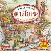 Cover-Bild zu Boehme, Julia: Maxi Pixi 378: VE 5: Wimmelspaß mit Tafiti (5 Exemplare)
