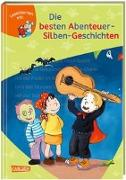Cover-Bild zu Mechtel, Manuela: LESEMAUS zum Lesenlernen Sammelbände: Die besten Abenteuer-Silben-Geschichten