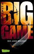 Cover-Bild zu Big Game - Die Jagd beginnt von Smith, Dan