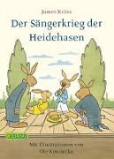Cover-Bild zu Der Sängerkrieg der Heidehasen von Krüss, James