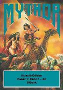 Cover-Bild zu Mythor-Paket 1 (eBook) von Terrid, Peter