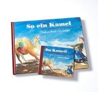 Cover-Bild zu So ein Kamel, Set CD und Buch von Bond, Andrew