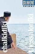 Cover-Bild zu Chalkidikí & Thessaloníki von Bötig, Klaus