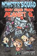 Cover-Bild zu Dower, Laura: They Came From Planet Q #4