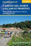 Cover-Bild zu Whitson, Dave: The Camino del Norte and Camino Primitivo (eBook)