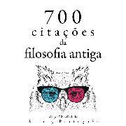 Cover-Bild zu 700 citações da filosofia antiga (Audio Download) von Aurelius, Marcus