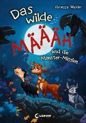 Cover-Bild zu Walder, Vanessa: Das wilde Mäh und die Monster-Mission