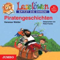 Cover-Bild zu Walder, Vanessa: Leselöwen Piratengeschichten