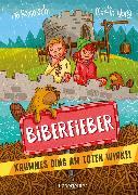 Cover-Bild zu Rometsch, Martin Verg Ina: Biberfieber (eBook)
