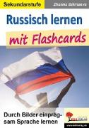 Cover-Bild zu Russisch lernen mit Flashcards von Bikmaeva, Zhanna