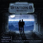 Cover-Bild zu Episode 3 - Station 8, (Ungekürzt) (Audio Download) von Stalder, Dominique