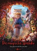 Cover-Bild zu Carbone: Die magische Spieluhr. Band 4