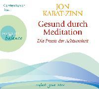 Cover-Bild zu Gesund durch Meditation von Kabat-Zinn, Jon