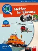 Cover-Bild zu Leselauscher Wissen: Helfer im Einsatz (inkl. CD und Poster) von Willems-van der Gieth, Sandy