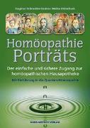 Cover-Bild zu Homöopathie-Porträts von Dörschuck, Meike