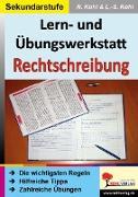 Cover-Bild zu Lern- & Übungswerkstatt Rechtschreibung (eBook) von Kohl, Lynn-Sven