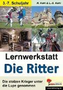 Cover-Bild zu Lernwerkstatt Die Ritter (eBook) von Kohl, Lynn-Sven