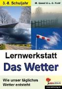 Cover-Bild zu Lernwerkstatt Das Wetter (eBook) von Quast, Moritz