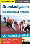 Cover-Bild zu Mathe ganz praktisch - Den Grundaufgaben auf die Sprünge helfen (eBook) von Kohl, Lynn-Sven